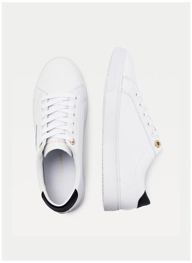 Tommy Hilfiger Tommy Hilfiger Beyaz Erkek Sneaker Beyaz
